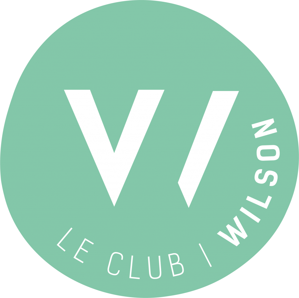 Logo stamp Club Wilson